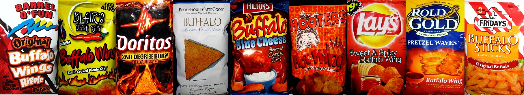 wing chips One thing that is great about potato chips is the endless possibilities of flavours and i love that the chip companies have been jumping on the wing wagon.