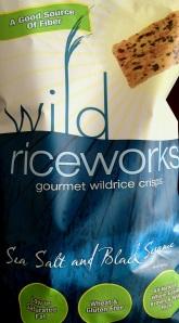 Wild Riceworks - Sea Salt & Black Sesame