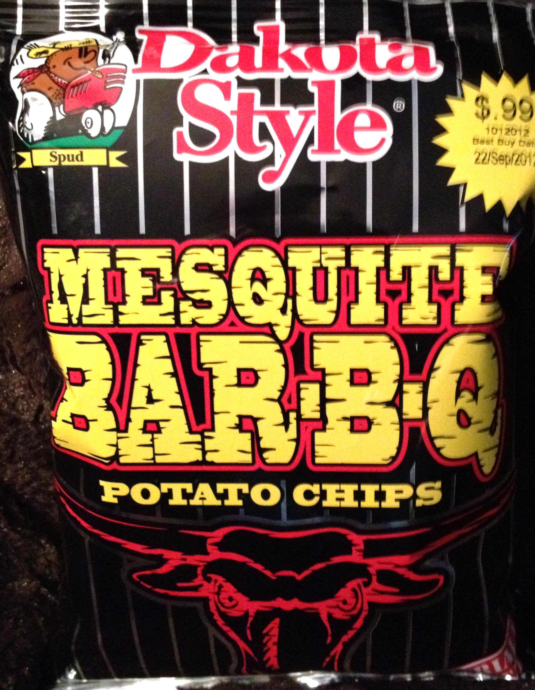 Barbecue Chips Barbecue Chip Adventures