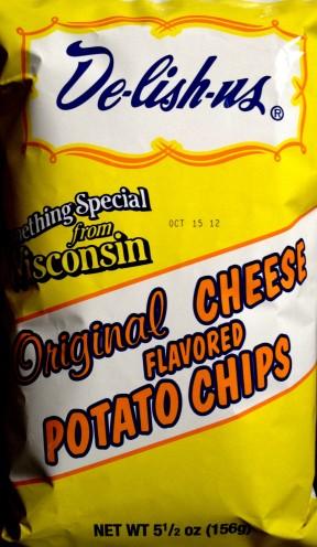 De-lish-us - Original Cheese Potato Chips