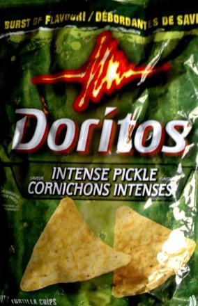 Doritos - Intense Pickle