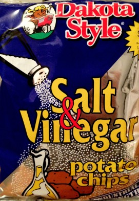 Dakota Style - Salt & Vinegar Potato Chips