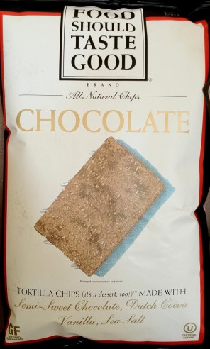 Food Should Taste Good - Chocolate Tortilla Chips