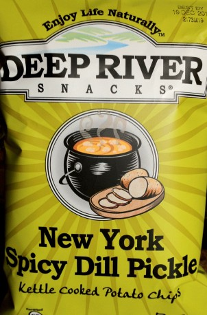 Deep River Snacks - New York Spicy Dill Pickle