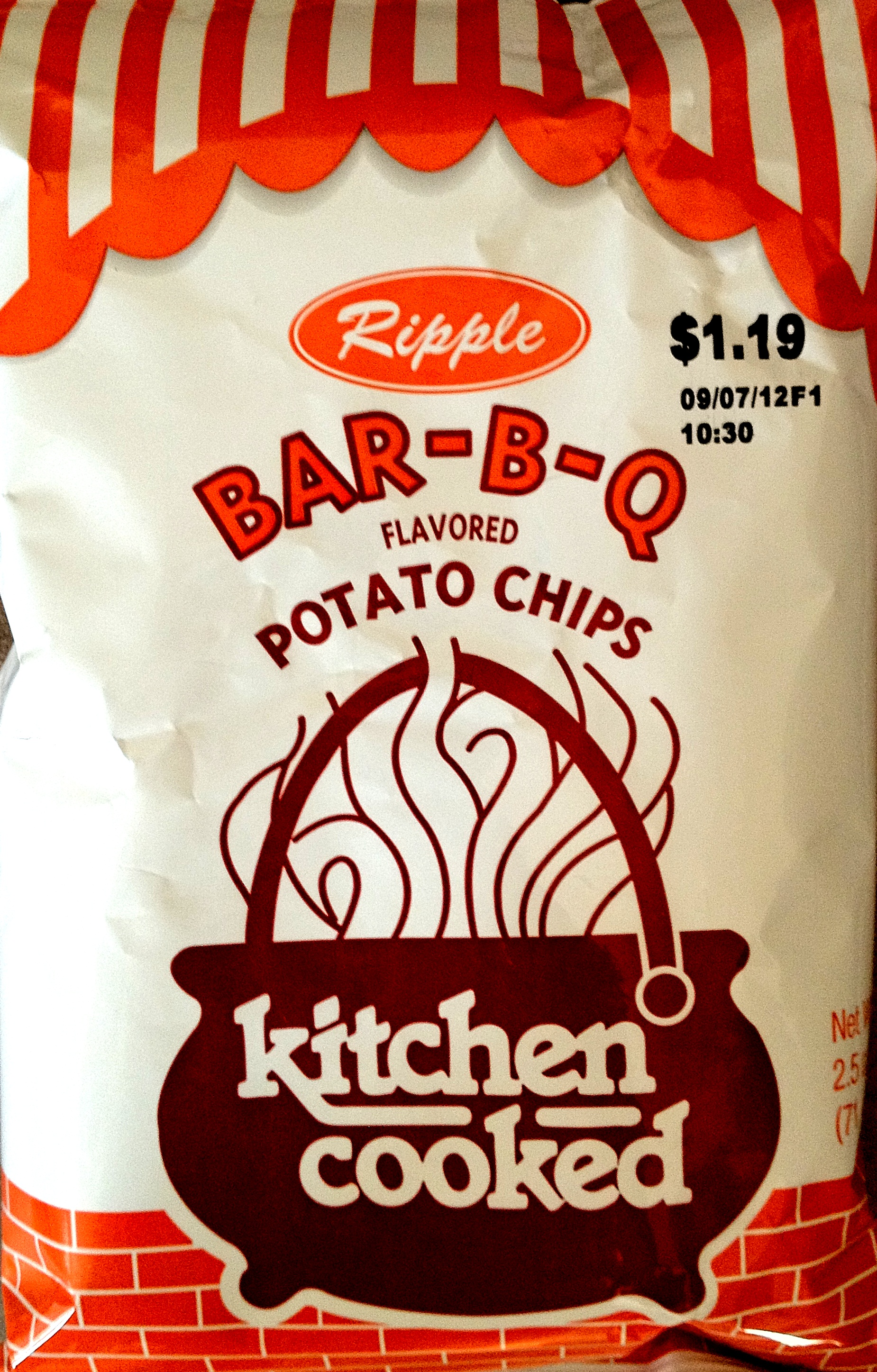 Kitchen Cooked | Chip Review