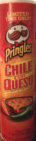 Pringles - Chile con Queso