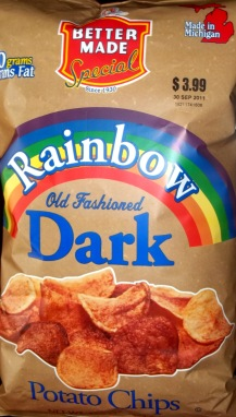 Better Made - Rainbow Dark Potato Chips