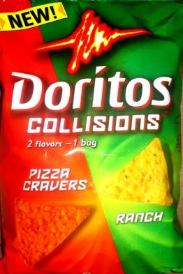 Doritos Collisions - Pizza & Ranch