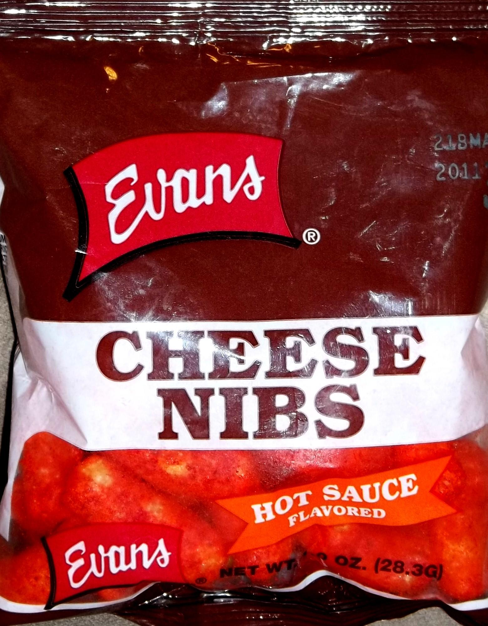 cheese nibs