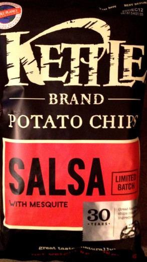 Kettle Brand - Limited Batch Salsa with Mesquite