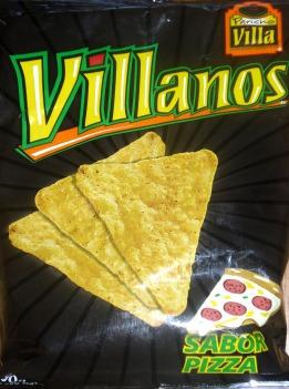 Pancho Villa Villanos - Pizza Flavor