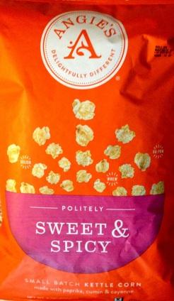 Angie's - Politely Sweet & Spicy Popcorn