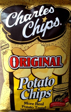 Charles Chips - Original Potato Chips