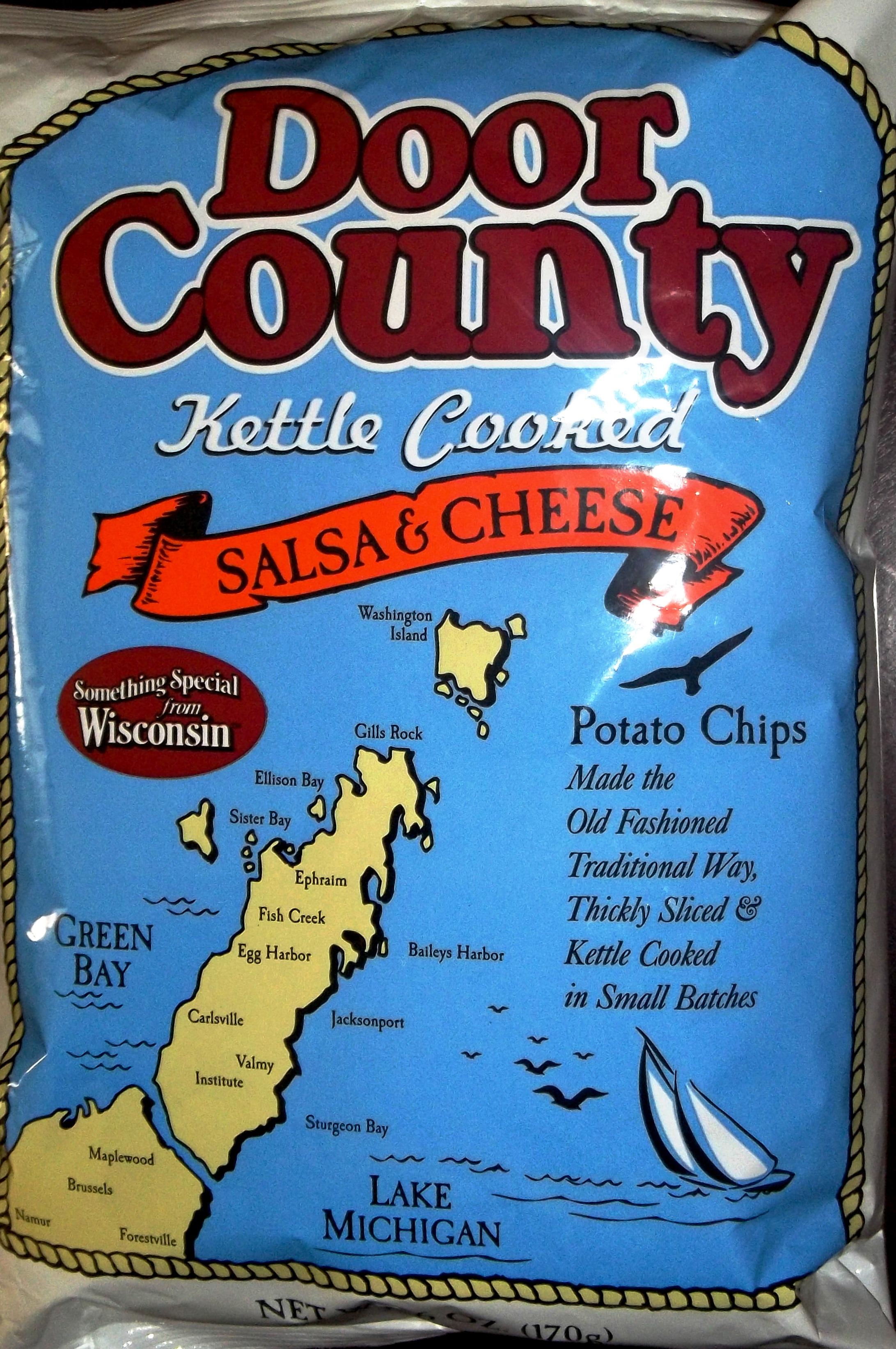 Door County | Chip Review