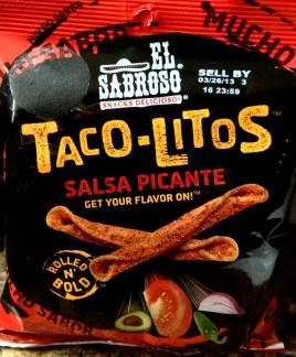 El Sabroso Taco-Litos - Salsa Picante