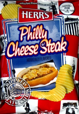 Herrs Philly Cheese Steak