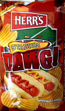 Herr's - Stadium Dawg Potato Chips