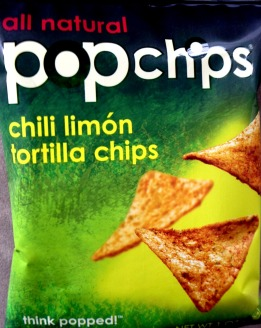 PopChips - Chili Limon Tortilla Chips
