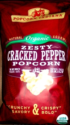 Popcorn Indiana - Zesty Cracked Pepper Popcorn