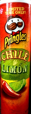 Pringles - Chile y Limon