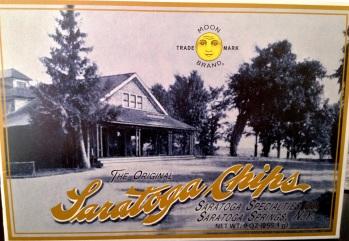 The Original Saratoga Chips - Potato Chips
