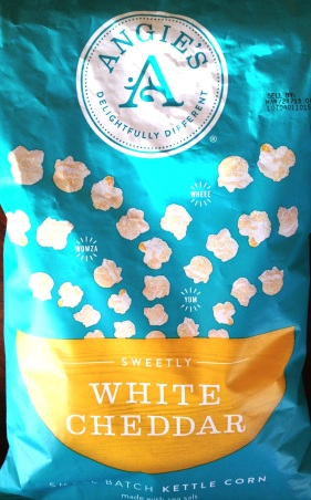 Angie's - Sweetly White Cheddar Kettle Corn