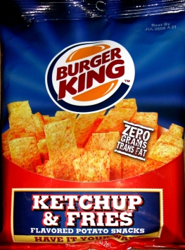 Burger King - Ketchup and Fries