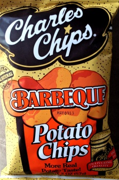 Charles Chips - Barbeque Potato Chips