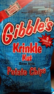 Gibble's - Krinkle Kut Home Style Potato Chips