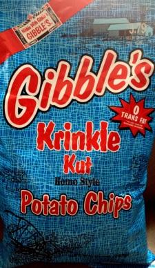 Gibble's - Krinkle Kut Home Style Potato Chips