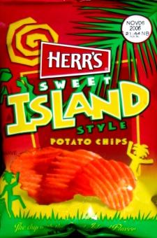 Herrs Sweet Island