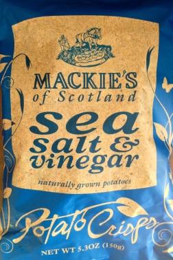 Mackie's of Scotland - Sea Salt & Vinegar