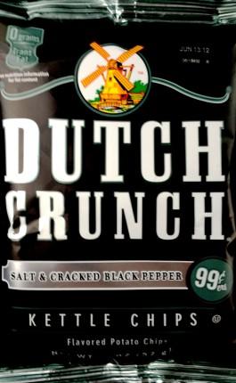 Old - Dutch Crunch - Salt & Cracked Pepper