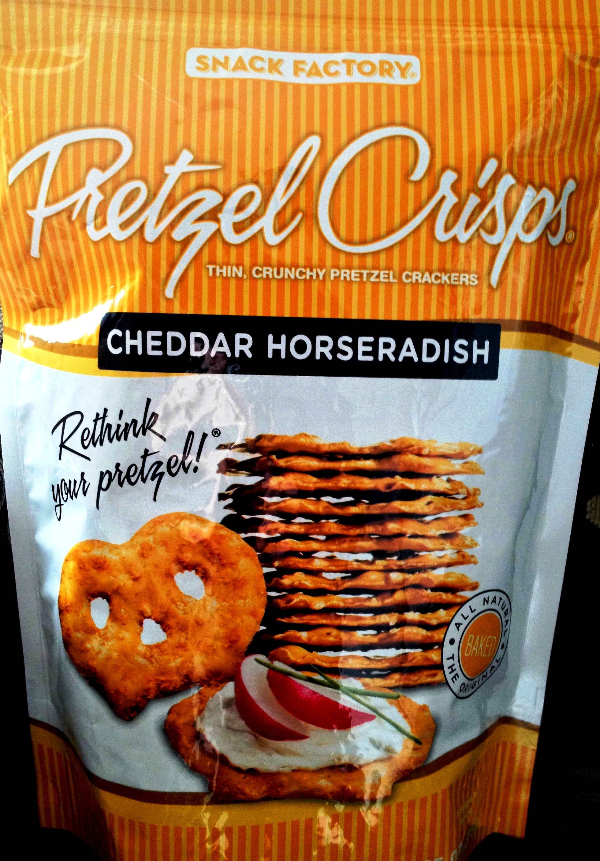 Horseradish Chip Review