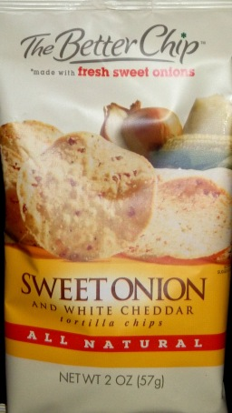 The Better Chip - Sweet Onion & White Cheddar