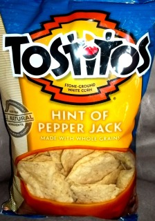Tostitos - Hint of Pepper Jack