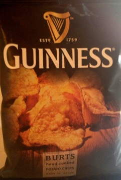 Burt's - Guinness Hand Cooked Potato Chips