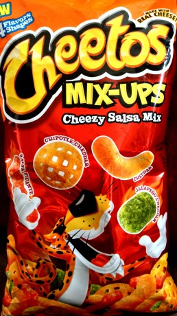 Cheetos Mix-ups - Cheezy Salsa Mix