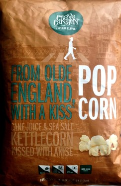 Crave Canyon Popcorn - Cane Juice & Sea Salt Kettle Corn kissed with Anise