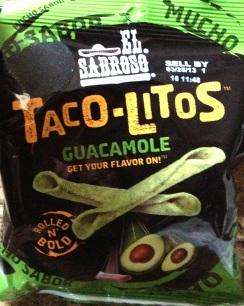 El Sabroso Taco-Litos - Guacamole