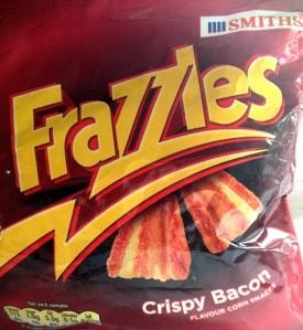 Frazzles - Crispy Bacon
