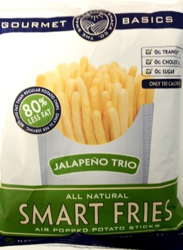 Gourmet Basics - Smart Fries - Jalapeno Trio