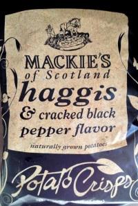 Mackie's of Scotland - Haggis & Cracked Black Pepper