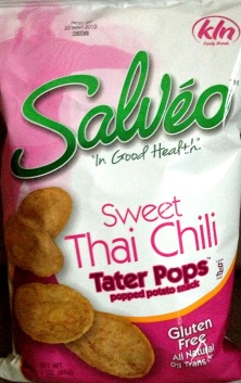 Salveo - Sweet Thai Chili Tater Pops