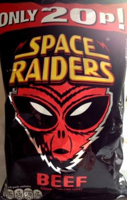 Space Raiders - Beef