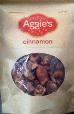 Aggie's - Cinnamon Broken Pretzels