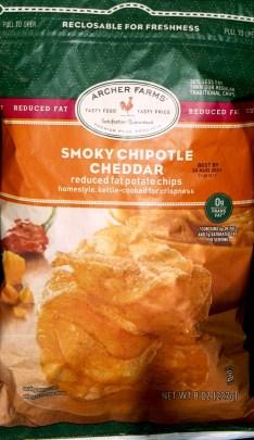 Archer Farms - Smokey Chipotle Cheddar Reduced Fat