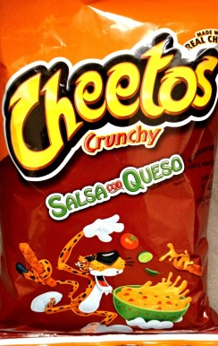 Cheetos - Salsa con Queso