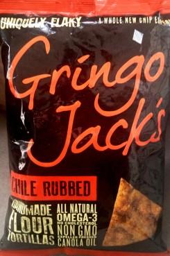Gringo Jack's - Chile Rubbed Flour Tortillas