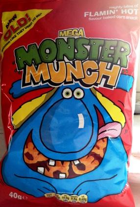 Monster Munch - Flamin' Hot